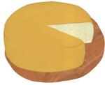 森のチーズ